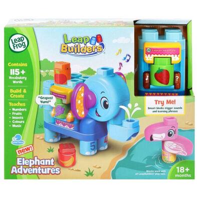 LeapFrog LeapBuilders Elephant Adventures
