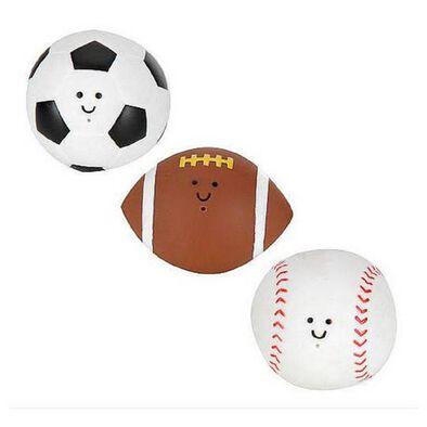 "Babies""R""Us 4Pk Sport Ball Squirtees"