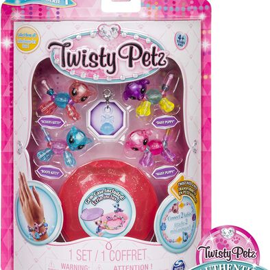 Twisty Petz Babies Four Pack - Assorted