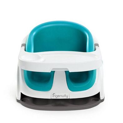 Bright Starts Ing Baby Base 2-In-1 (Peacock Blue) -Bb
