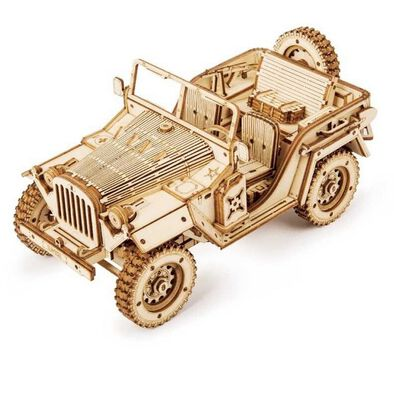 Robotime DIY Army Jeep