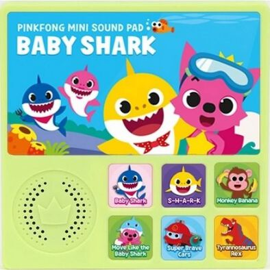 Pinkfong Baby Shark Mini Sound Pad