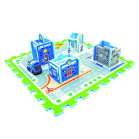 Police Station Adventures Playset