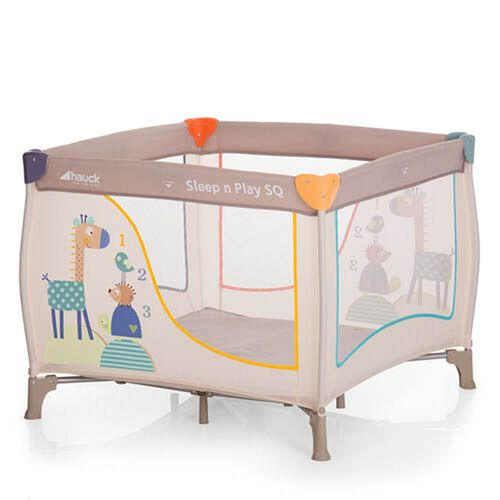 Hauck Sleep N Play Sq Animals