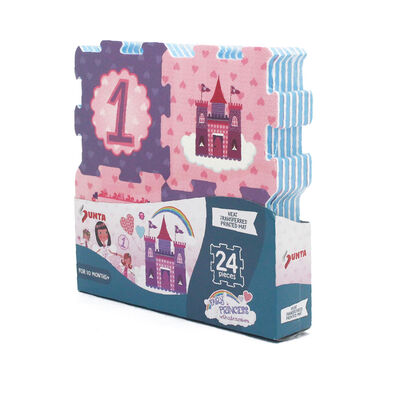 Fairy Princess & Numbers Puzzle