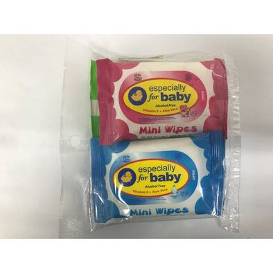 Especially For Baby Mini Wipes - Assorted Pack