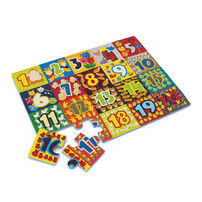 Numbers Jigsaw Puzzle