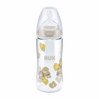 Nuk Pch 300Ml Pa Bottle W/Sil S1 M