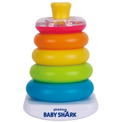 Pinkfong Rainbow Tower Play