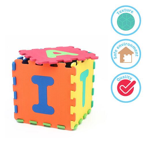 Alphabets Puzzle (A-Z)