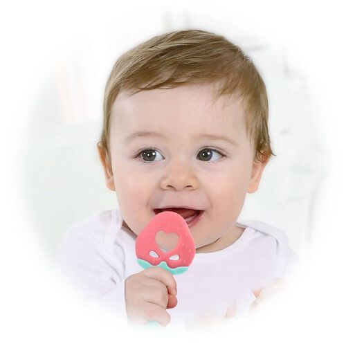 Edison Mama Fruit Teether (Strawberry)