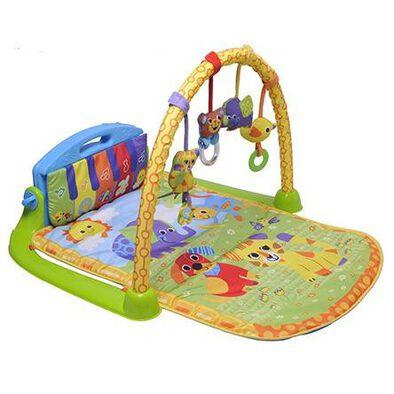 BRU Infant & Preschool Kicking Keys Playgym