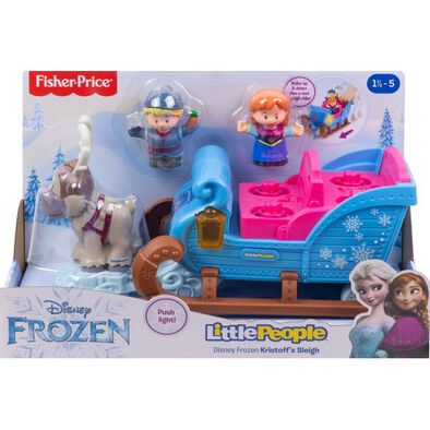 Fisher-Price Little People Disney Princess Frozen Sleigh