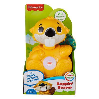 Fisher-Price Linkimals Boppin Beaver