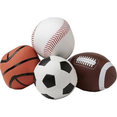 BRU Infant & Preschool Presch Soft Sport Balls - Assorted