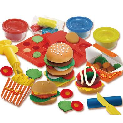 Universe Of Imagination -Favorite Burger Dough Set