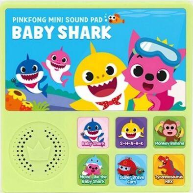 Pinkfong Baby Shark Mini Sound Pad