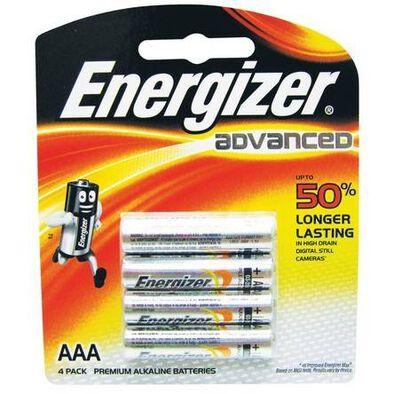 Energizer E2 AAA 4Pcs 1.5V Titanium