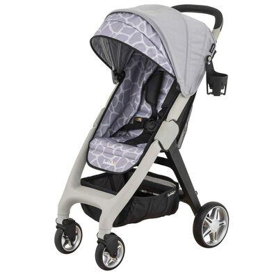 Larktale Chit Chat Compact Lightweight Travel Stroller Nightcliff Stone