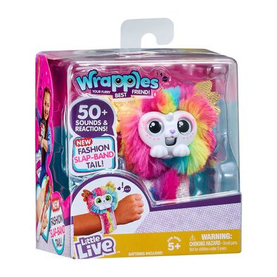 Little Live Wrapples S3 Single Pack Raybo