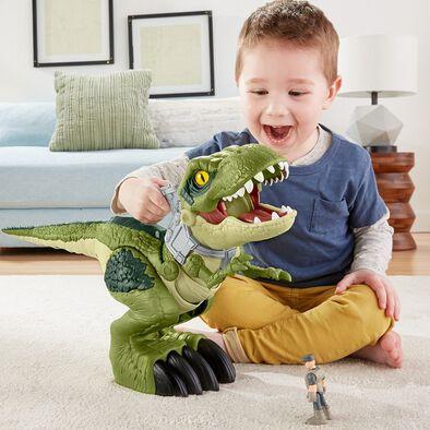 Imaginext Jurassic World Mega