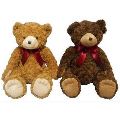 Animal Alley 15 Bear W/Bow - Assorted