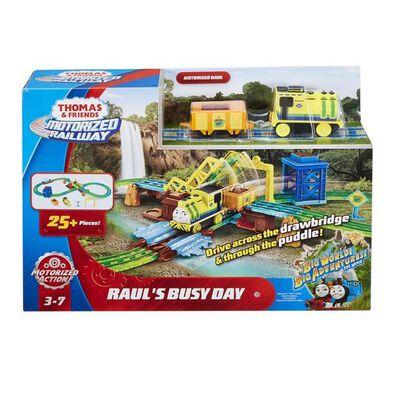 Thomas & Friends T&F Mr Train Set - Assorted