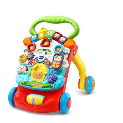 Vtech Sit To Stand Learning Walker