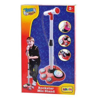 BRU Preschool Electronic Mic Stand