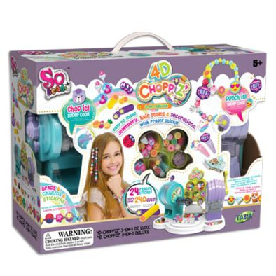 So Beads 4D Choppiz 3-In-1 Deluxe