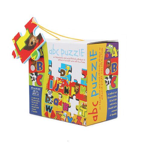 Alphabets Jigsaw Puzzle