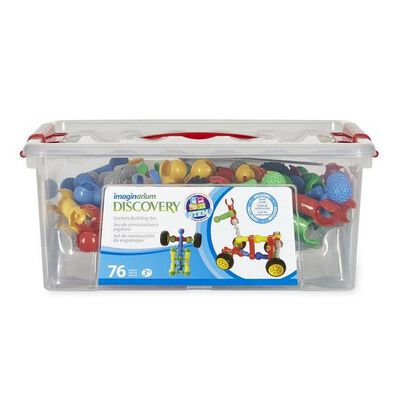 Universe Of Imagination 76Pc Sprockets Building Set