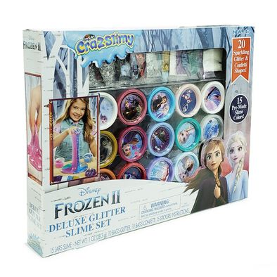 Cra-Z-Art Disney Frozen 2 Magical Slime Extravaganza