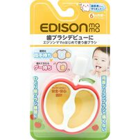 Edison Mama My First Apple Toothbrush