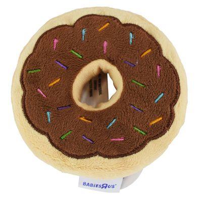 Babies R Us Doughnut Rattle - Assorted