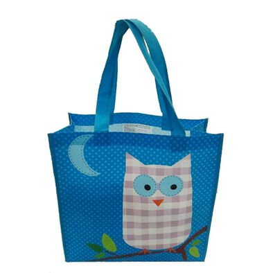"Babies""R""Us Owl Shopping Bag"