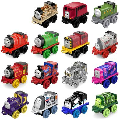 Thomas & Friends Single Blind Pack Tray - Assorted