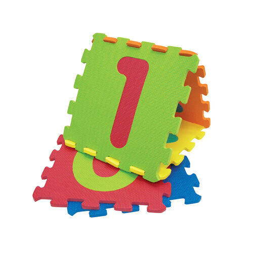 Numbers Puzzle (0-9)