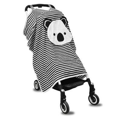 toTs by smarTrike Koala Bamboo Stroller Sunshade