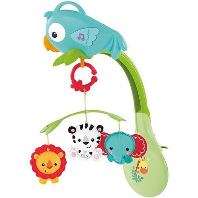 Fisher-Price Opp Mobile-Rainforest