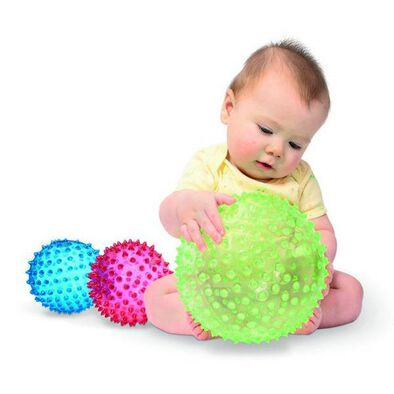 Universe Of Imagination Sensory Balls 3 Pk