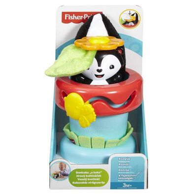 Fisher-Price Pop Up Flower Pot