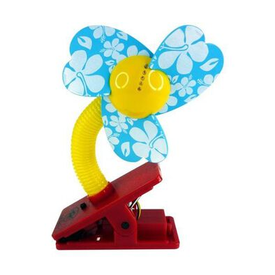 Simple Dimple Clip On Baby Fan