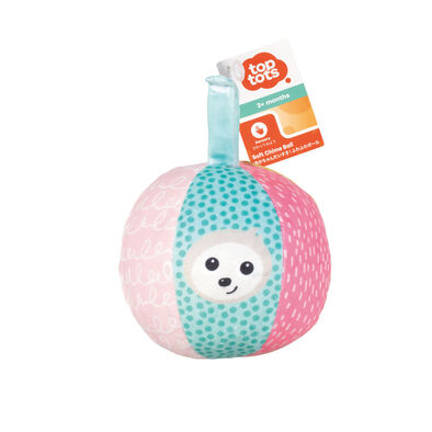 Top Tots Soft Chime Ball