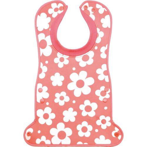 Edison Mama Baby Apron Bib (Pink)