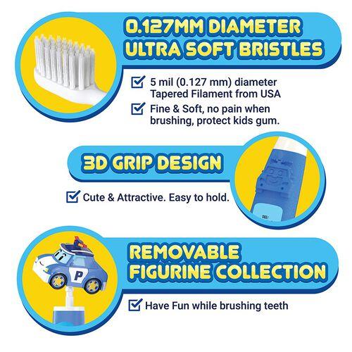 Roy Figurine Kids Toothbrush