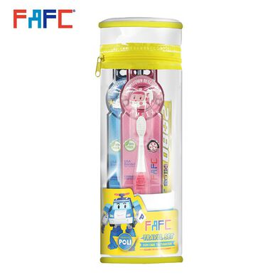Helly Roy Suction Kids Toothbrush (2pcs)