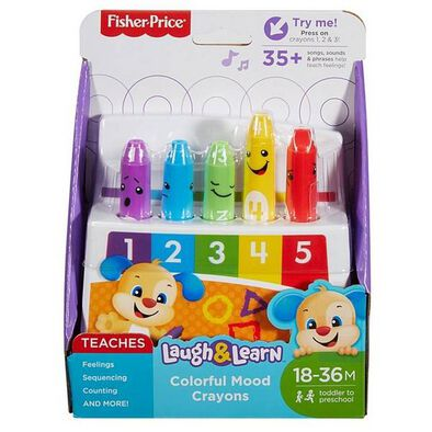 Fisher-Price Crayons