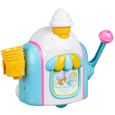 Top Tots Bath-time Ice Cream Bubble Machine