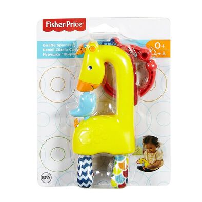 Fisher-Price Giraffe Spinner - Assorted